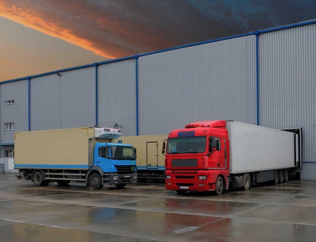 Logistikimmobilien Datenlieferant