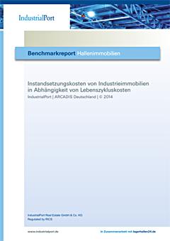 Benchmarkreport Lebenszykluskosten Hallengebäude - IndustrialPort