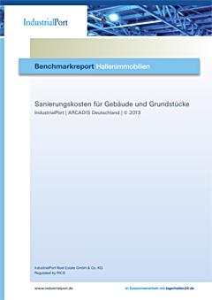 Benchmarkreport - Sanierungskosten Hallengebäude & Grundstücke - IndustrialPort