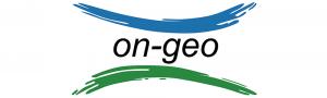 on geo logo