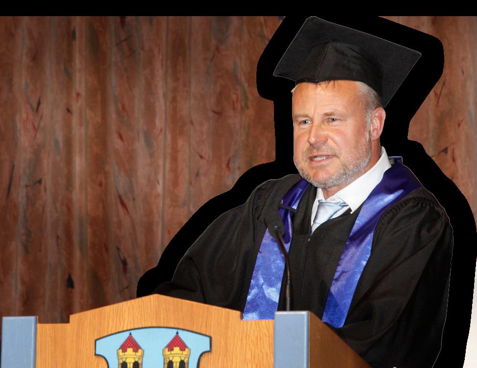 Geschäftsführer des Proptechs IndustrialPort, Peter Salostowitz (FRICS).
