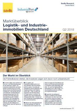 Logistik- und Industrieinvestmentmarkt Dtl. Q2-2018_Titel